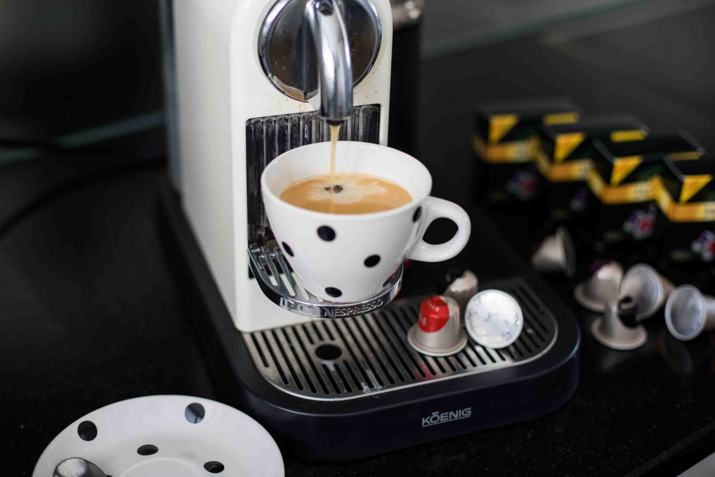 Coffee: Jacobs Kaffee